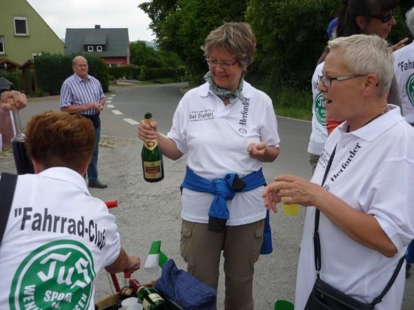 TuS Spork/Wendlinghausen - 2015 Sternwanderung zum 90. Jubiläum